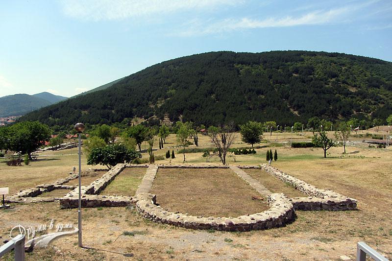 Крепост Туида: базилика