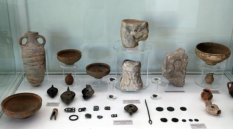 Черноморец: музейна експозиция Св. Никола