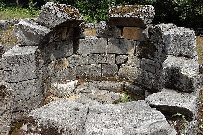 Мишкова нива: камерата на куполния храм