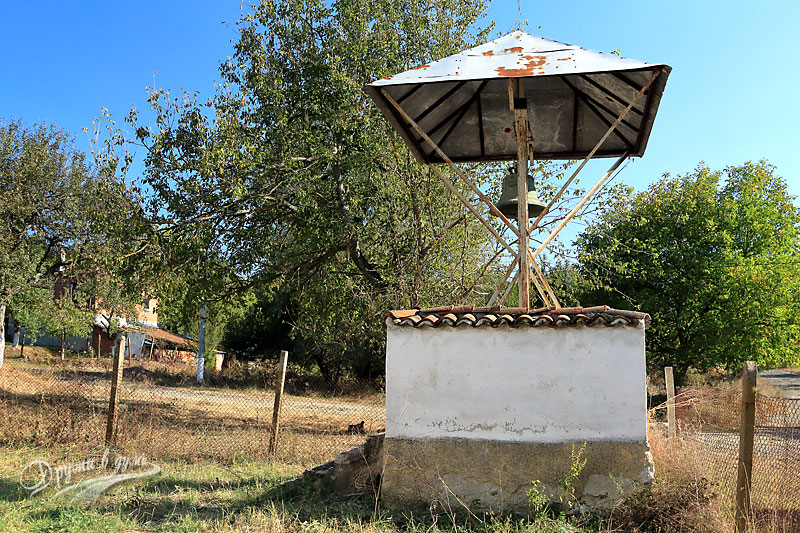 Църквата Рождество Богородично в Долно Ябълково: камбанарията