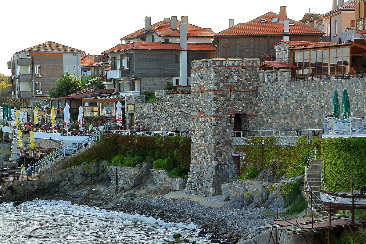 Созопол: старият град