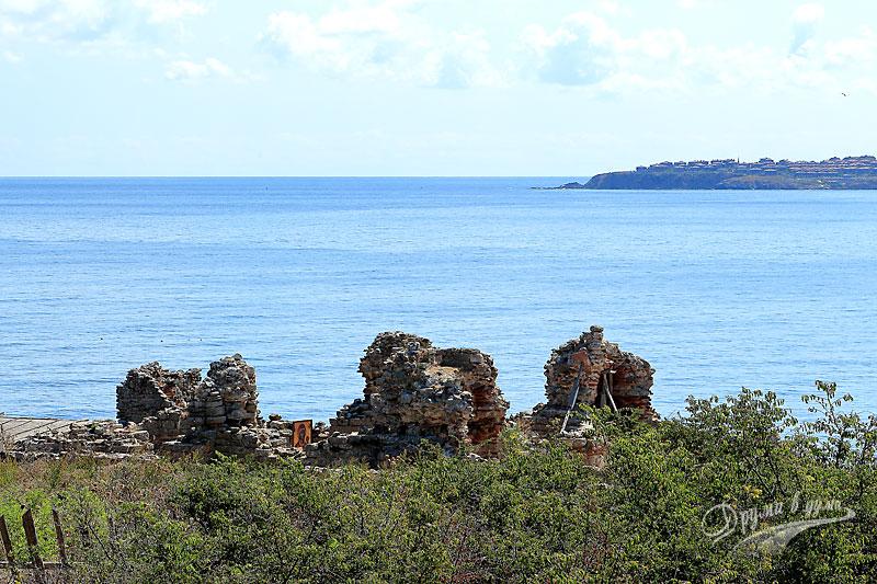 Остров Свети Иван край Созопол