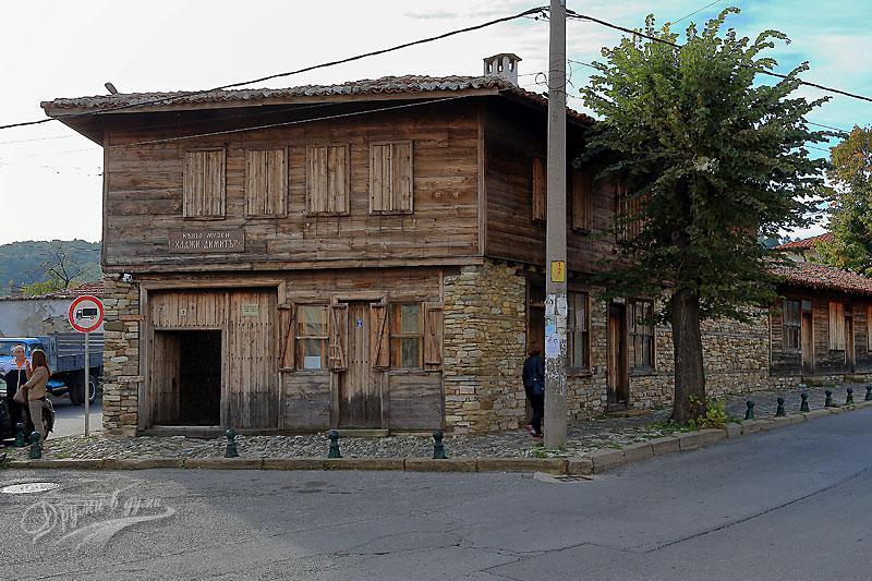 Сливен: къща-музей Хаджи Димитър