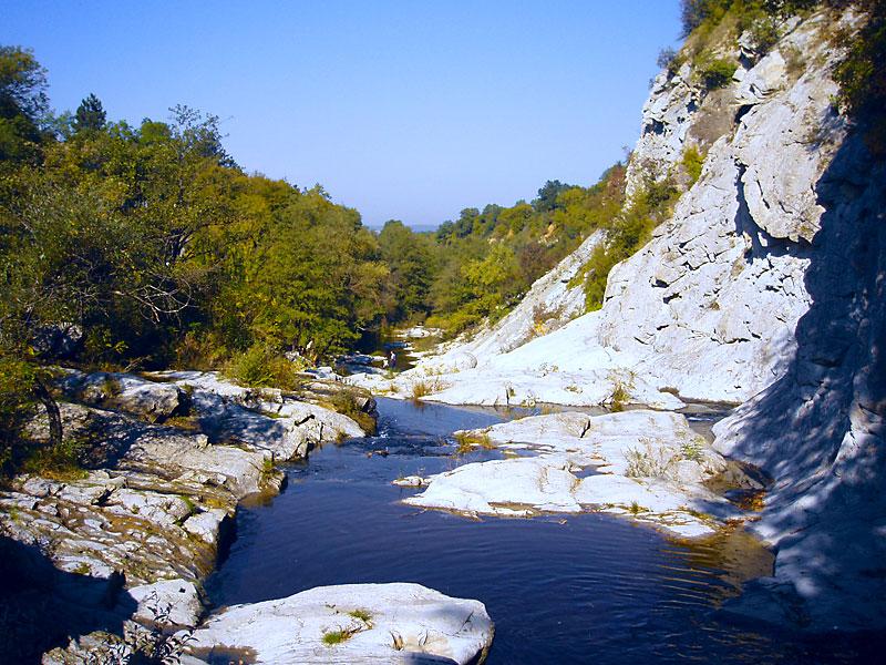 Ждрелото на река Веселина