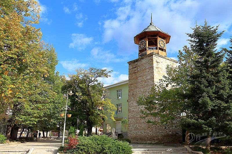 Сливен: Часовниковата кула