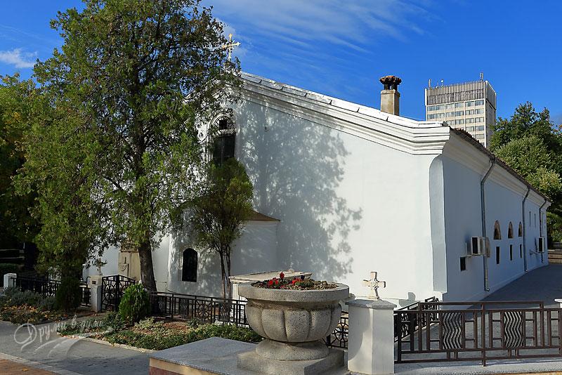 Сливен: църквата Свети Димитър