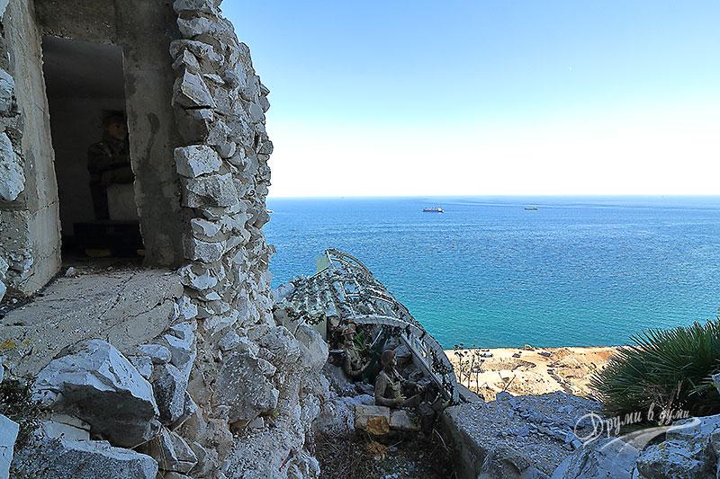 Гибралтар: край тунелите