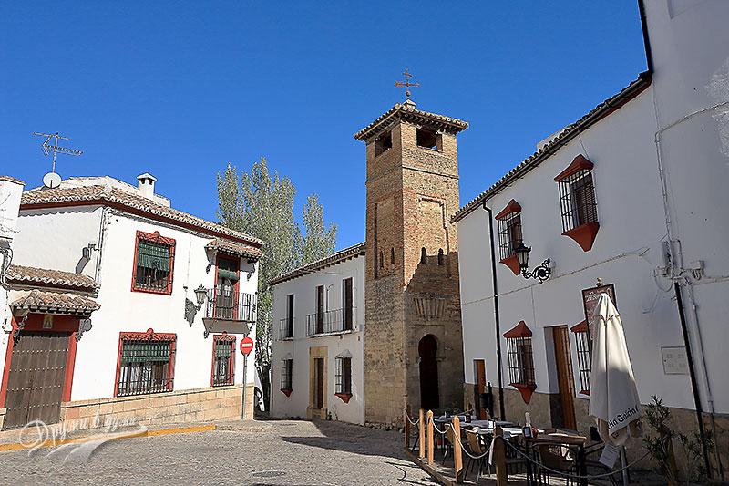 Ронда: кулата Сан Себастиан
