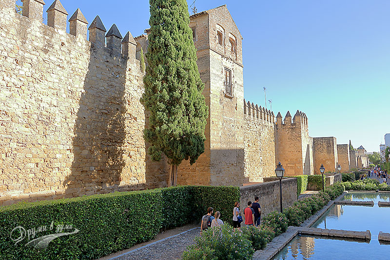 Кордоба: крепостни стени