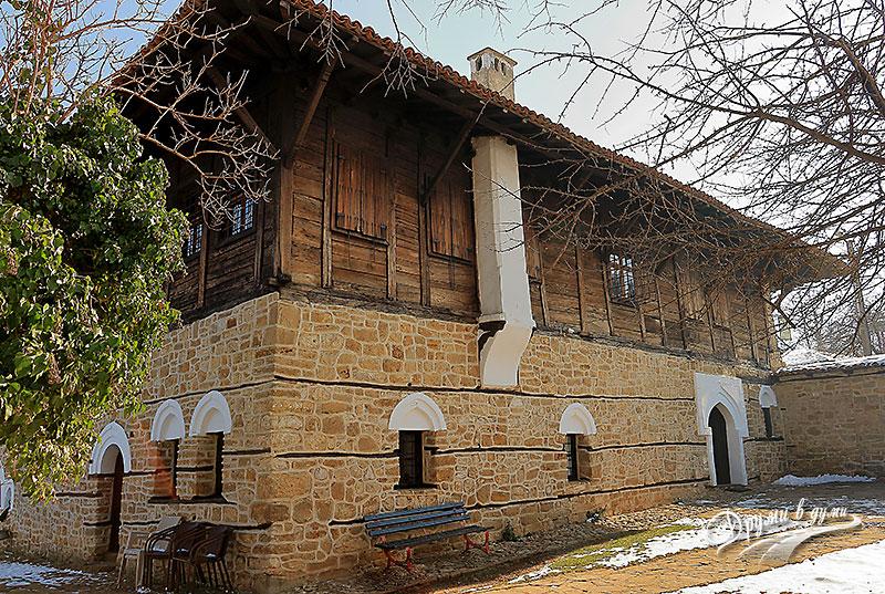 Арбанаси: Констанцалиевата къща