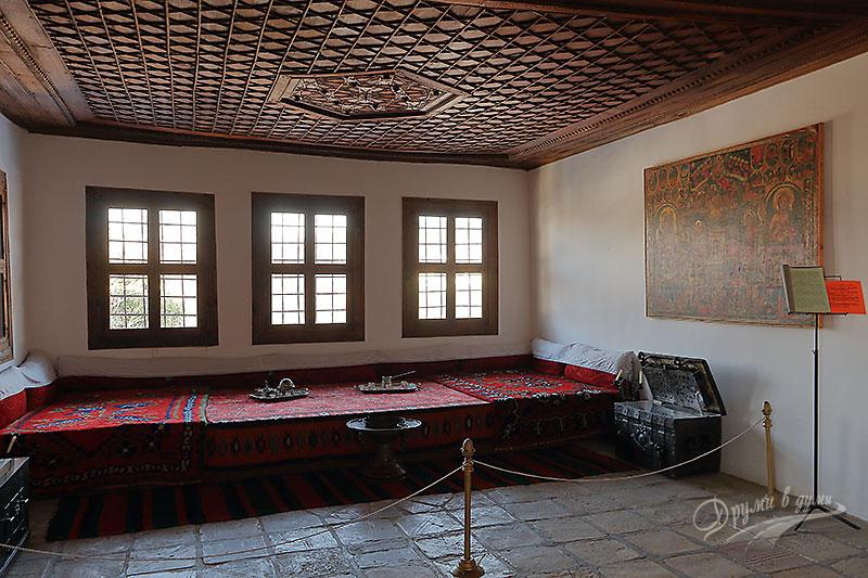 Arbanassi: Konstanzalieva's house