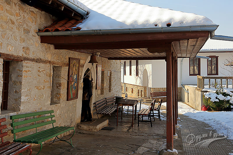 Arbanassi Monastery of Virgin Mary