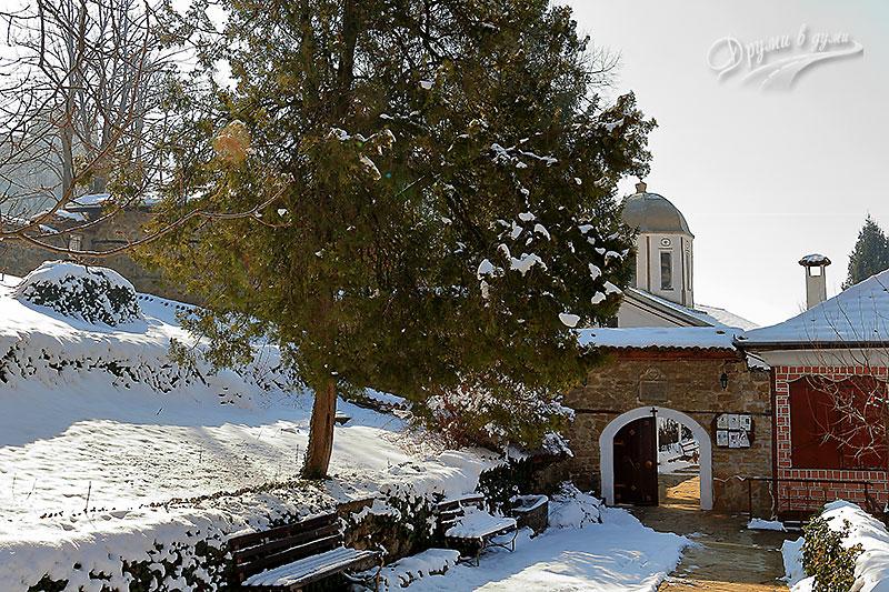 Arbanassi monastery St. Nikola