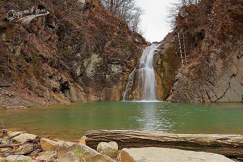 Край Троян: водопад Скока до село Калейца