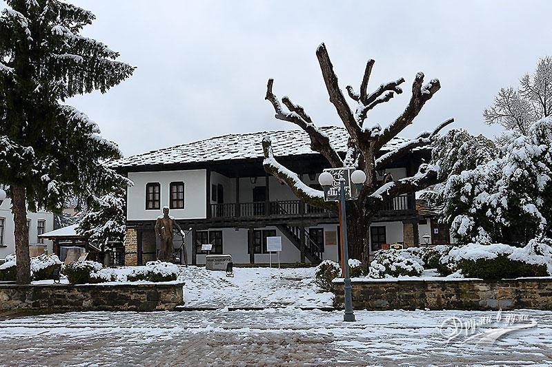 Троян: къща-музей Иван Хаджийски