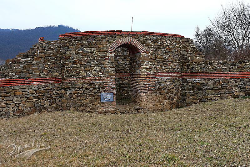 Крепост Состра отвътре: югоизточната кула