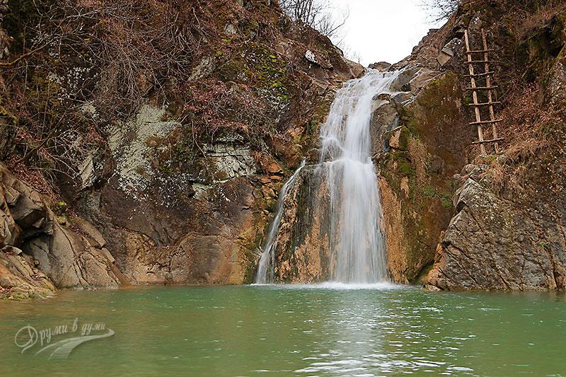 Водопад Скока до село Калейца