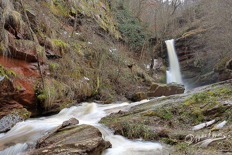 Втори Темски водопад