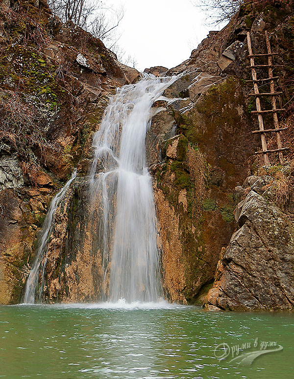 Водопад Скока до село Калейца, красота