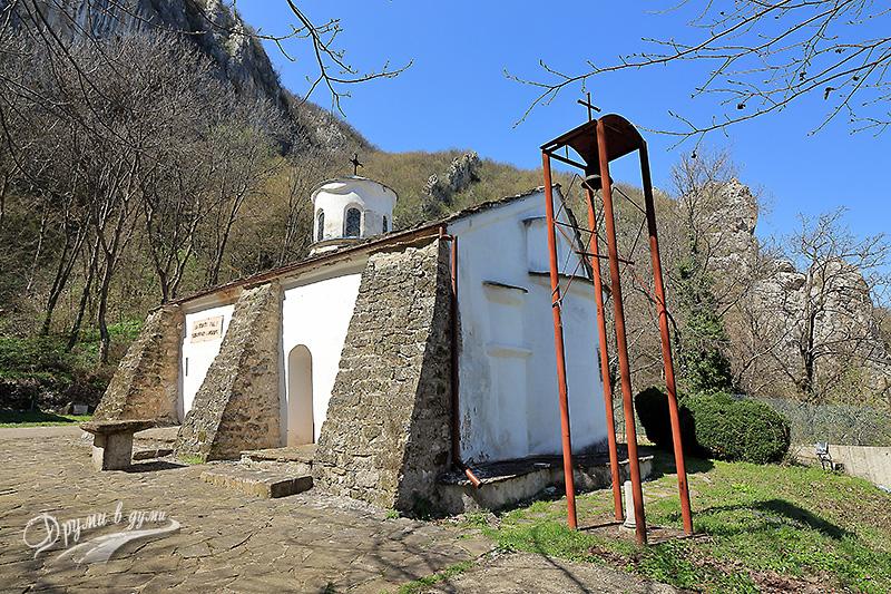 Бистрешки манастир Свети Иван Пусти