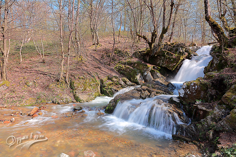 Вършец: Заноженският водопад