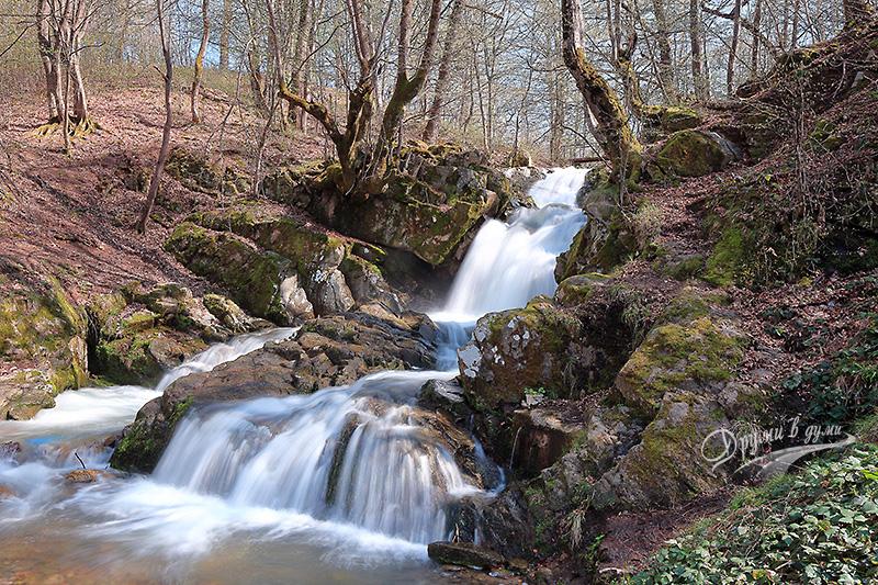 Вършец: водопад Заножене
