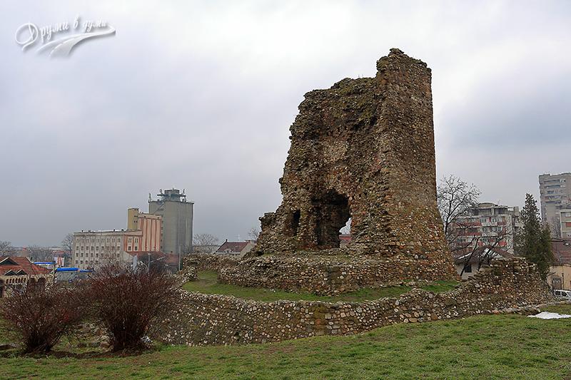 Лазарев град - Донжон кула