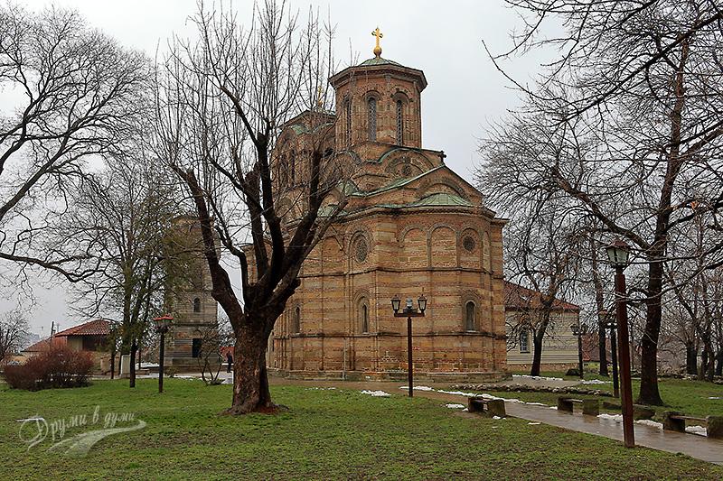 Църквата Лазарица