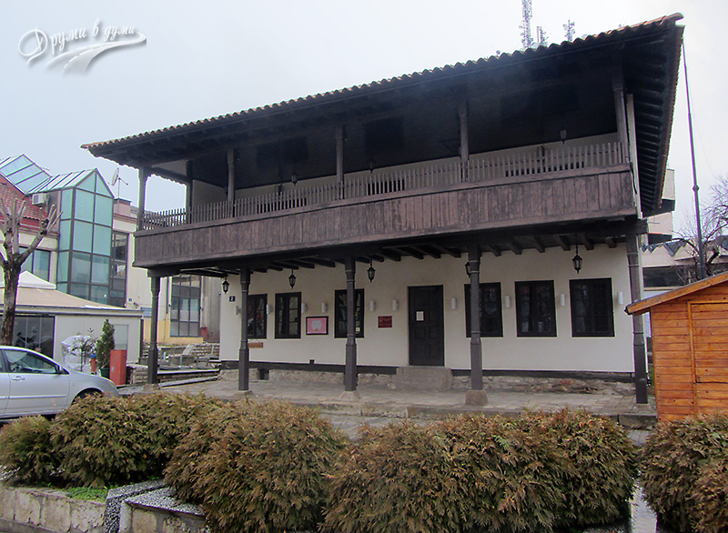 Къща на Симичите
