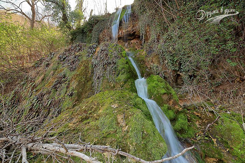 Водопад Свети Иван Пусти