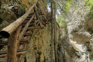 Дяволската пътека в Родопите