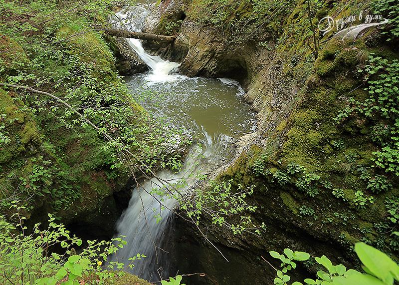 Още водоскоци и водопади
