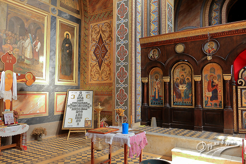 В Руската църква