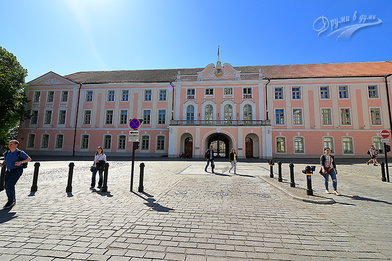 The Parliament of Estonia