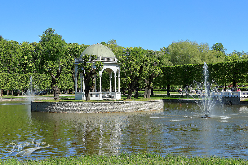 Kadriorg Palace - the park