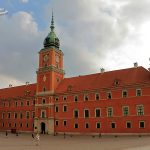 3 must see royal places in Warsaw