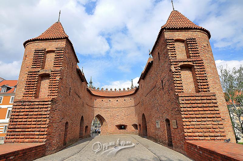 Кулите Барбикан