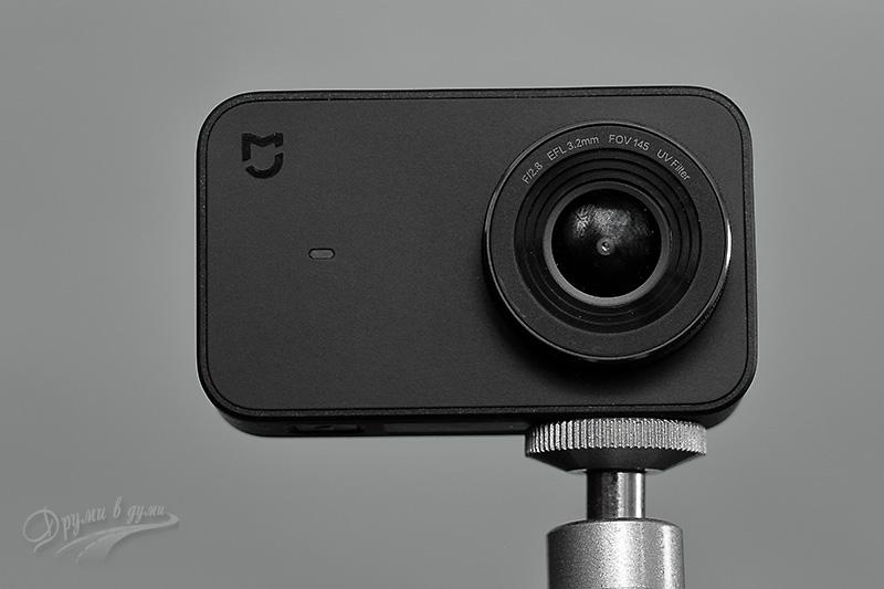 Екшън камера Xiaomi Mijia Mini 4K от GearBest