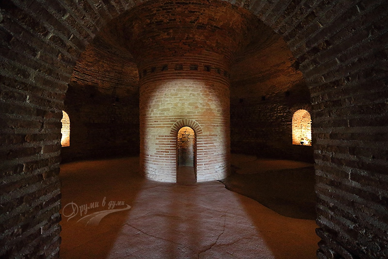 Pomorie: Ancient-Thracian domed tomb