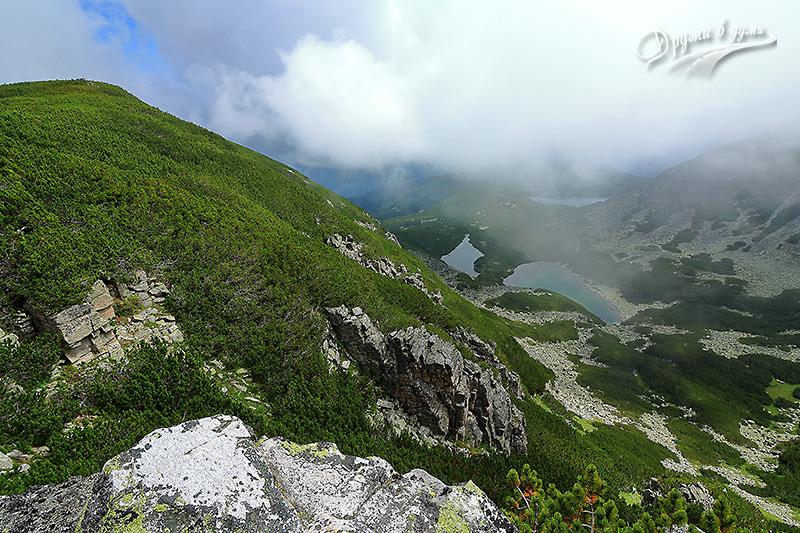 Саръгьолски езера - Жълтите езера в Рила