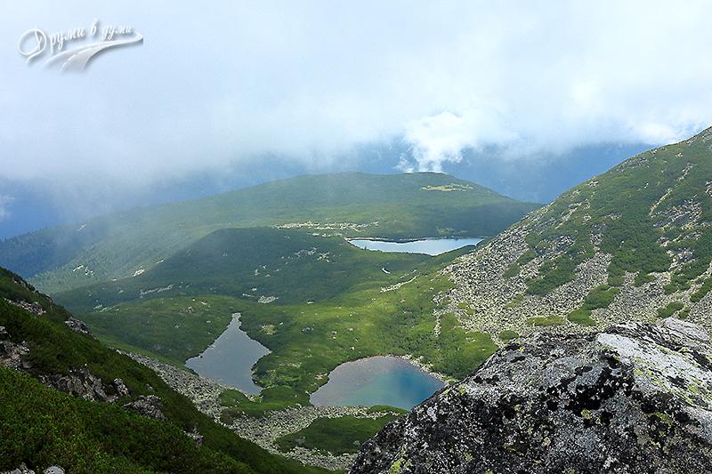 Саръгьолски езера - не ни се тръгва от там