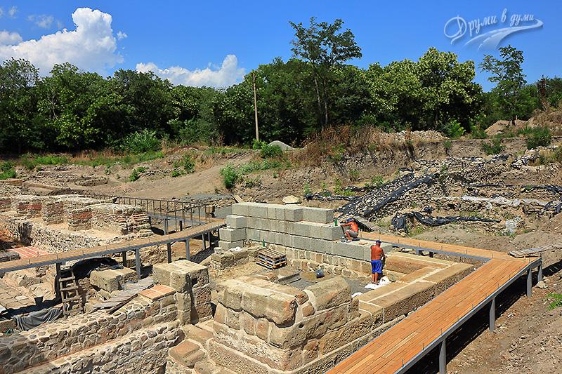 Акве калиде: солидни останки от римско време