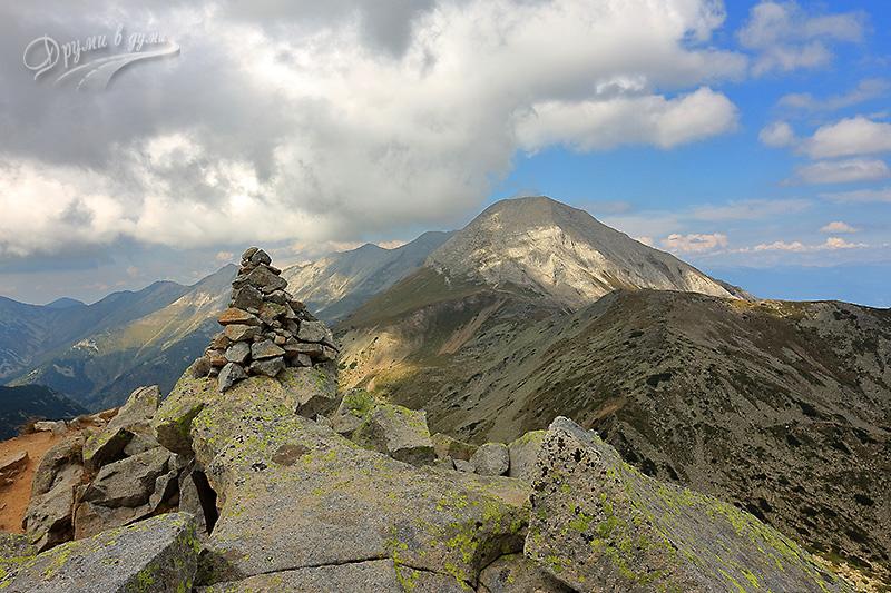Муратов връх в Пирин