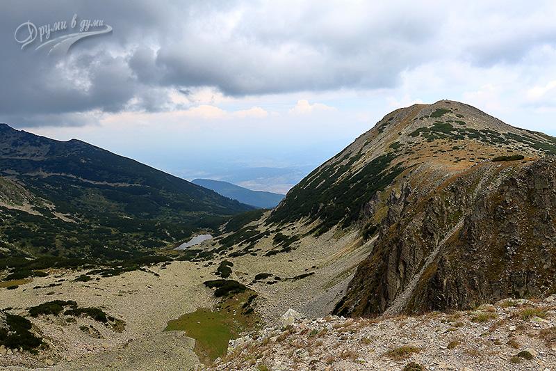 Десилишко езеро и връх Безбог