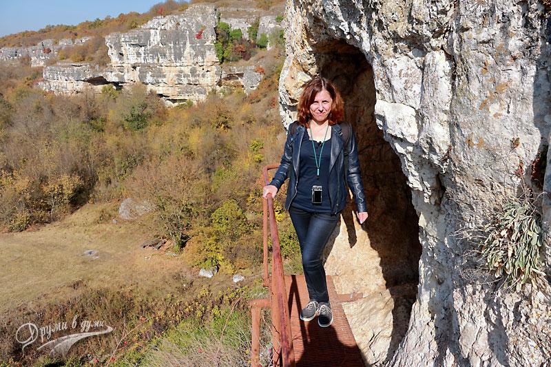 В скалите на Баджалията - тракийско светилище