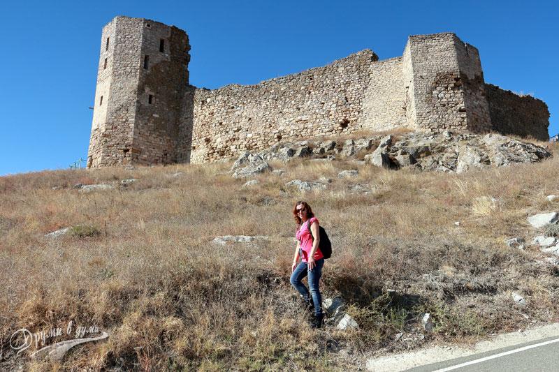 Крепост Енисала