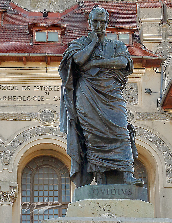 Statue of Ovid