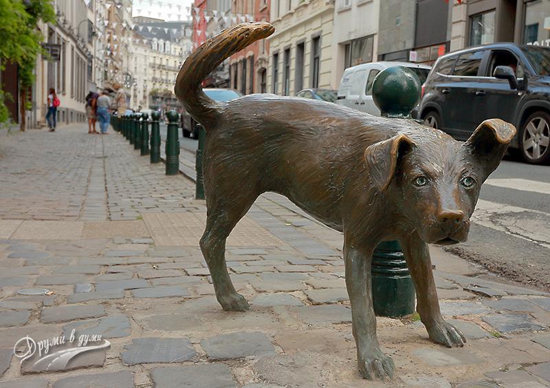 Пикаещото куче