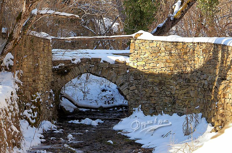 The Popovo bridge