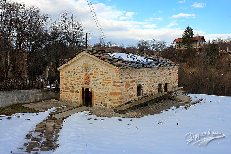 Църквата Св. Теодор Тирон в село Зимевица